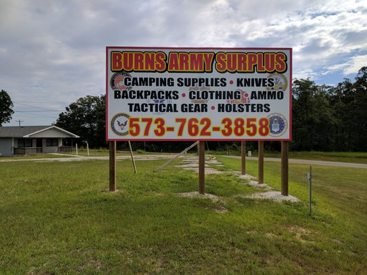 Burns Army Surplus 363 Doolittle Outer Rd Rolla 11fbf5376
