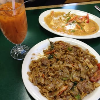 Thai Food On Springdale Ar
