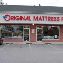 The Original Mattress Factory Furniture Stores 9360 Mentor Ave Mentor Oh Phone Number Yelp