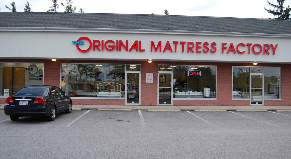 The Original Mattress Factory Furniture Stores 9360