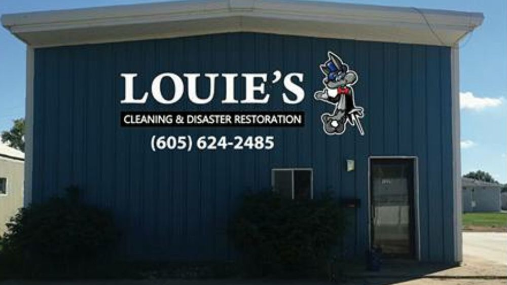 Louie's Cleaning and Disaster Restoration: 1225 E Cherry St, Vermillion, SD