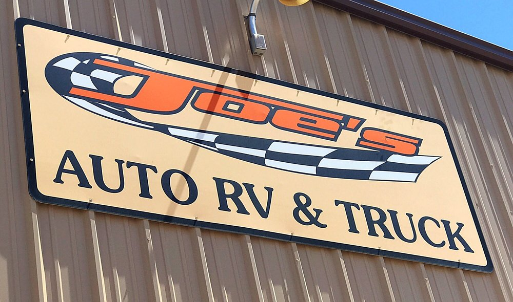 Joe's Auto Rv & Trucks: 9350 N Shipping Ln, Kingman, AZ