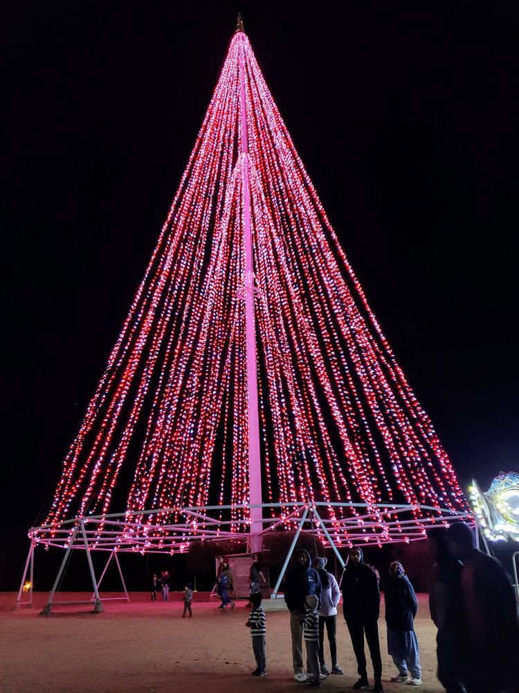 Social Spots from Chickasha Festival of Light