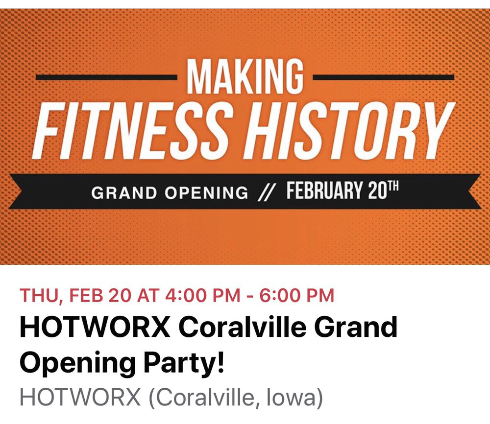 HOTWORX: 1701 2nd St, Coralville, IA