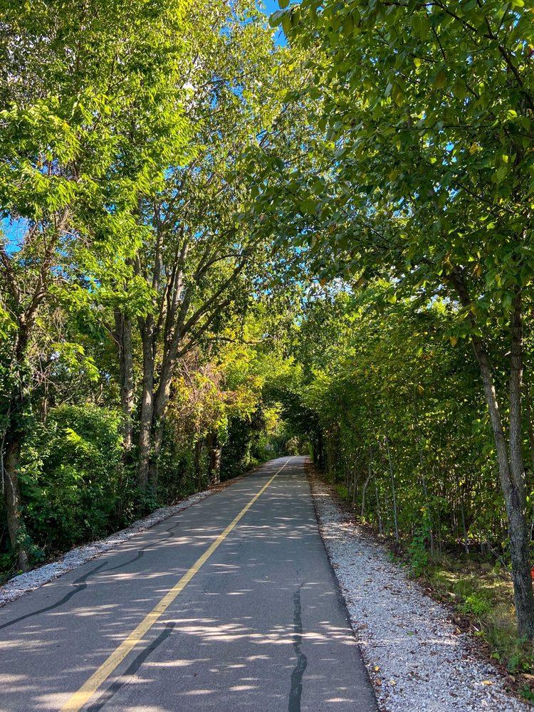 Monon Greenway / Trail - Carmel: 1235 Central Park Dr E, Carmel, IN