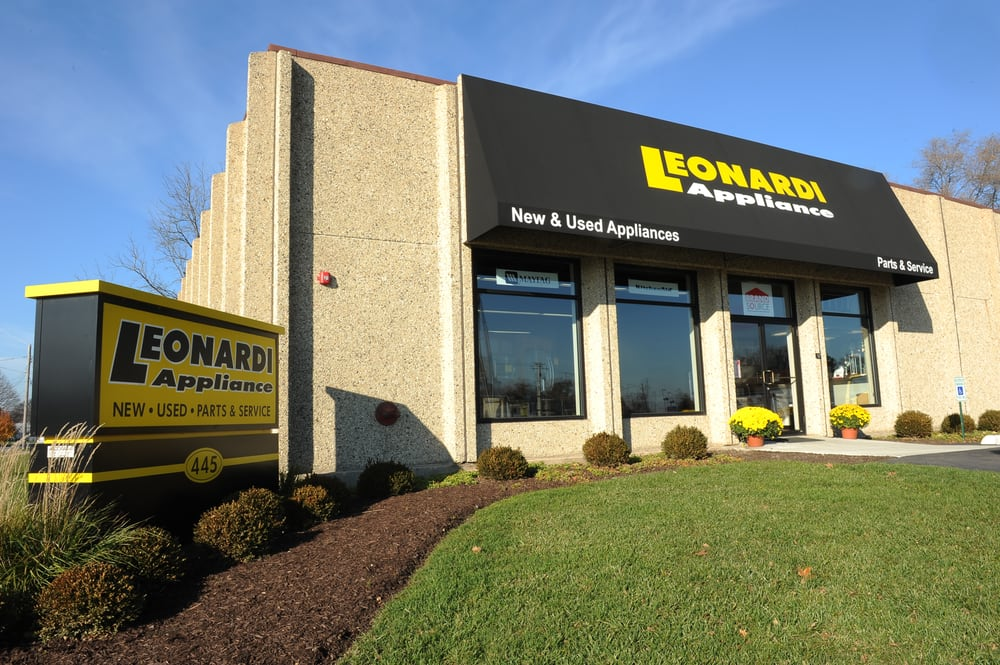 Leonardi Appliance: 445 S Lake St, Aurora, IL