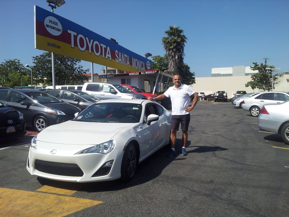Photo Of Toyota Santa Monica   Santa Monica, CA, United States. Proud Scion