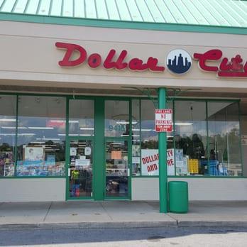 Dollar City Dollar Store 9416 Lanham Severn Rd Lanham