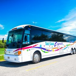 Salt Lake City International Airport Shuttle listings This section covers airport shuttle and public transit in Northern Utah, it includes Brigham City, Ogden, Layton, Greater Salt Lake City, West Valley City, West Jordan, Sandy, Orem and Provo.