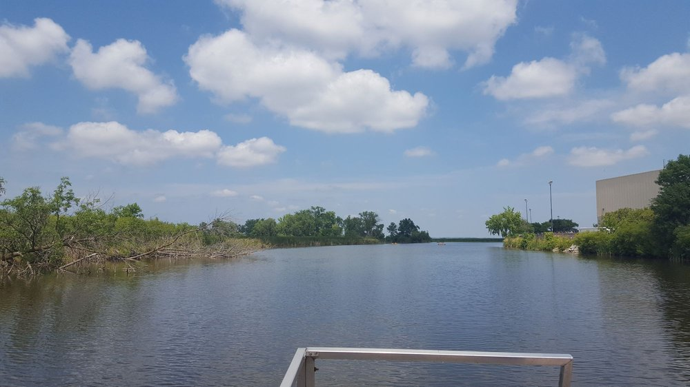 Blue Heron Boat Tours & Canoe Rental: Mill, Horicon, WI