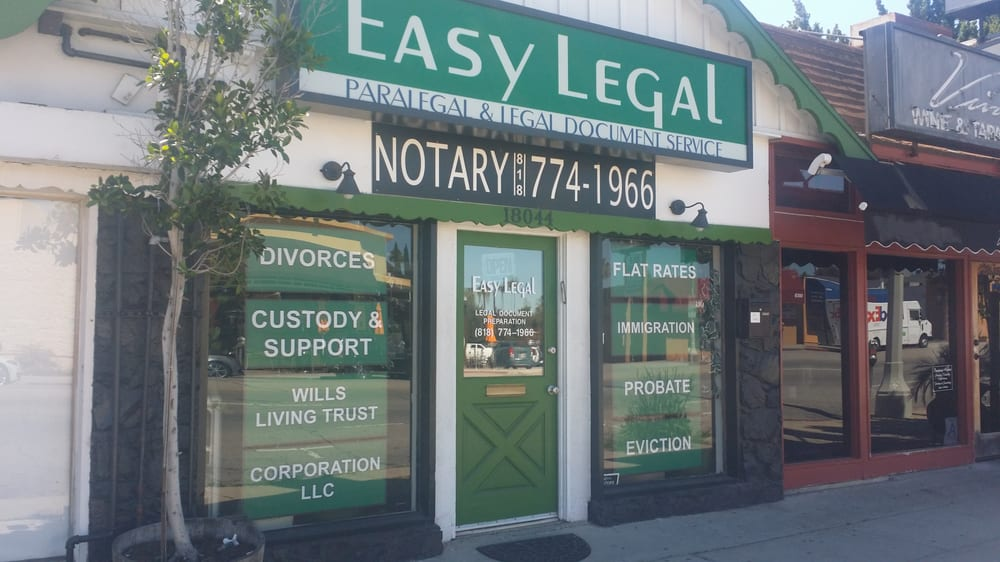 Easy Legal Notaries Hitch Blvd Moorpark CA Phone Number - Easy legal documents