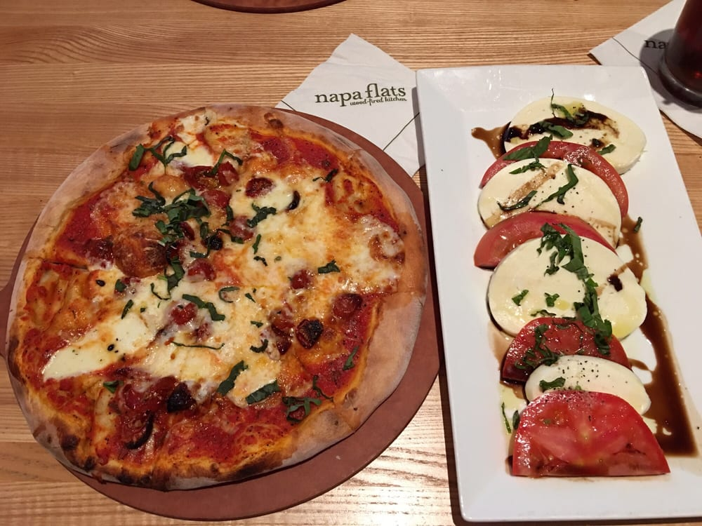 Food from Napa Flats Wood Fired Kitchen - College Station