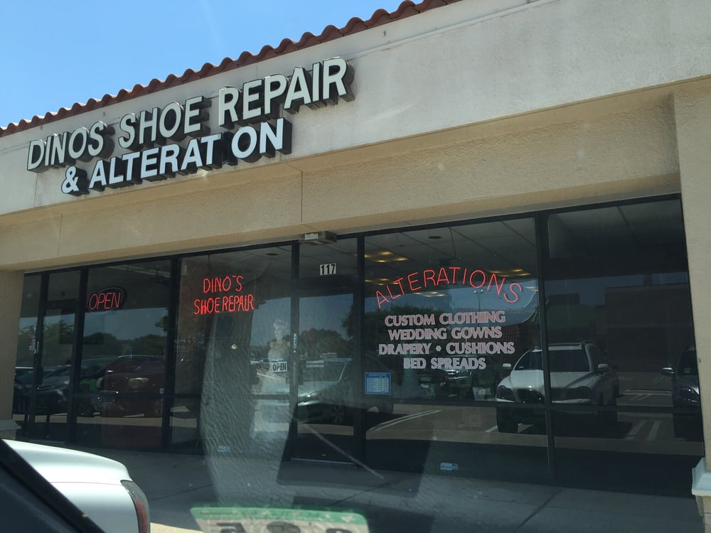 Shoe Repair Dallas Ga