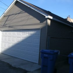 Photo Of Absolute Garage Builders   Chicago, IL, United States. Chicago  Garage Built