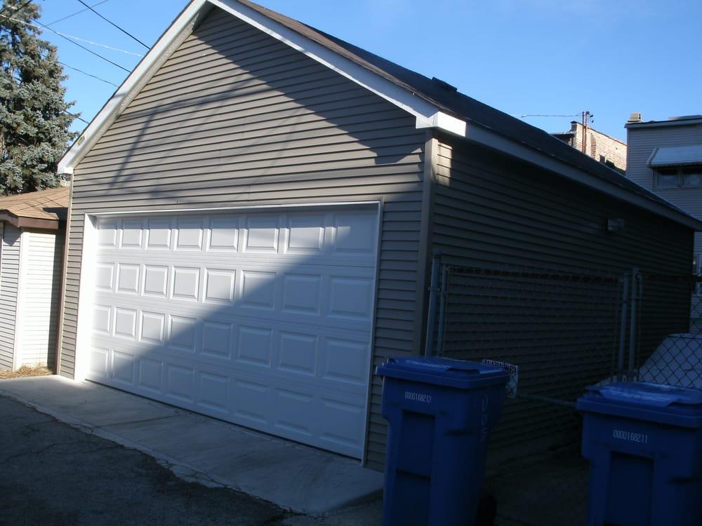 absolute garage builders
