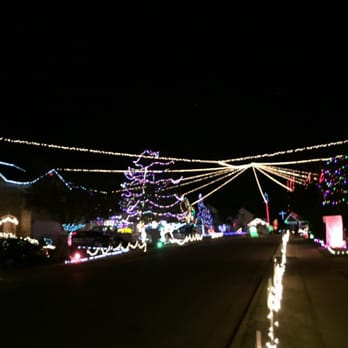 Christmas Lights at Chinati Court - 45 Photos - Festivals - Chinati ...