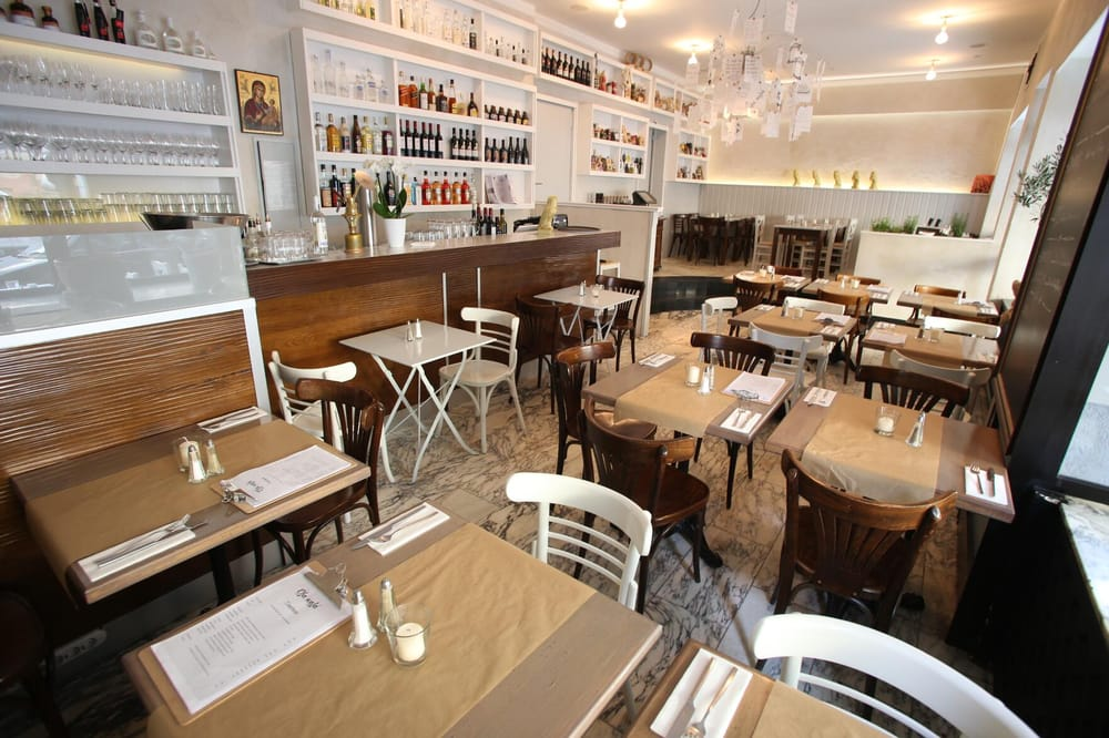 ola kala griechisches restaurant m nchen schwabing. Black Bedroom Furniture Sets. Home Design Ideas