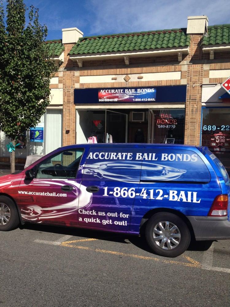 Accurate Bail Bonds: 18 W Washington Ave, Washington, NJ