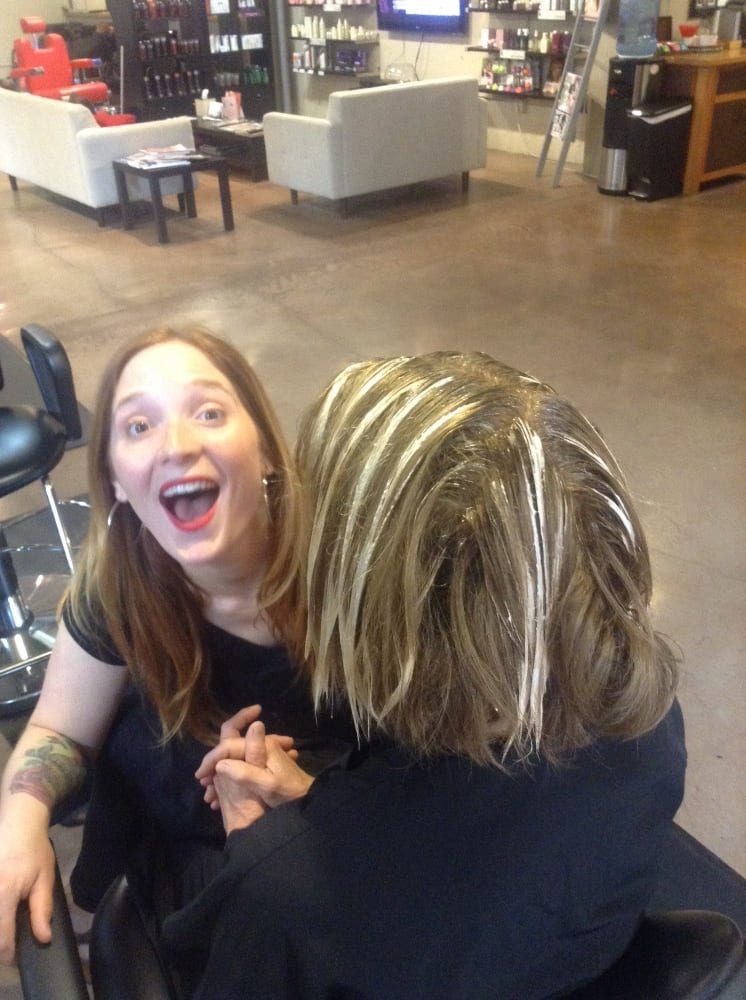 We have a lot of balayage fun yelp for 77 salon portland