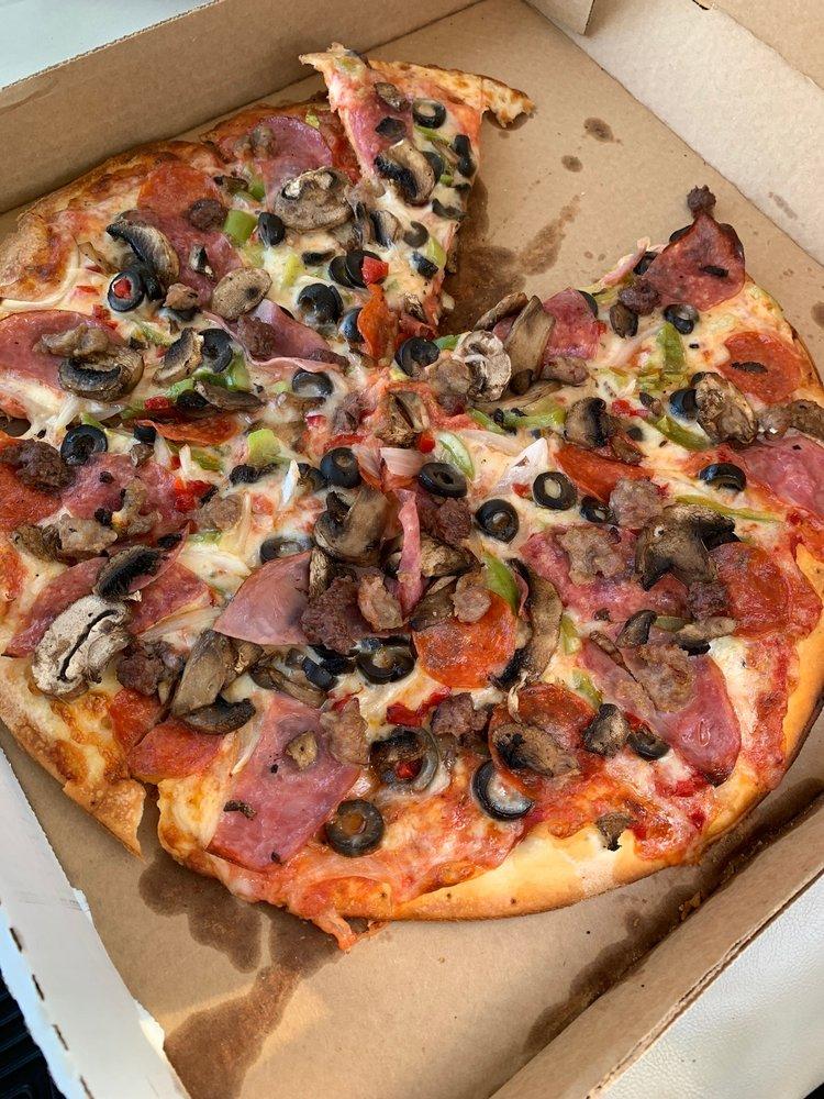 Photo of Panjo's Pizza & Pasta: Rockport, TX