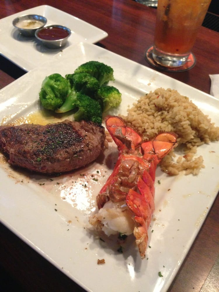 Steak And Lobster Tail Dinner Yelp