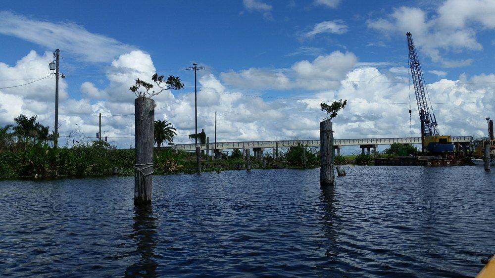 Slim's Fish Camp: 215 Marina Dr, Belle Glade, FL