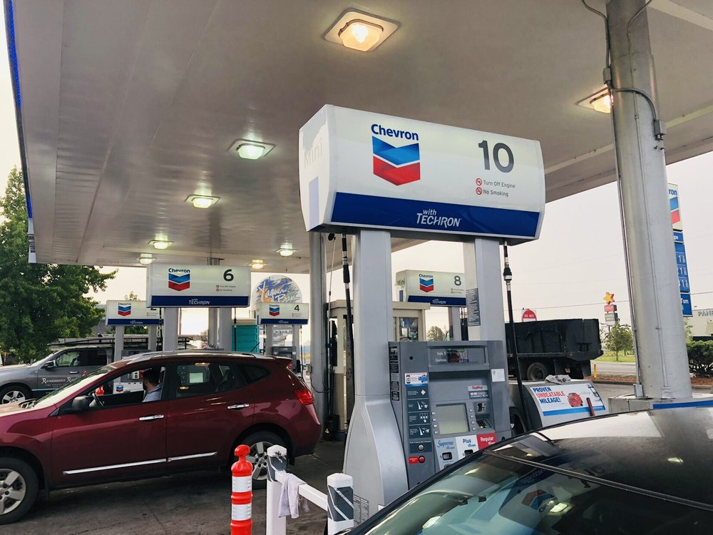 Chevron Station: 505 Pacific Blvd SW, Albany, OR