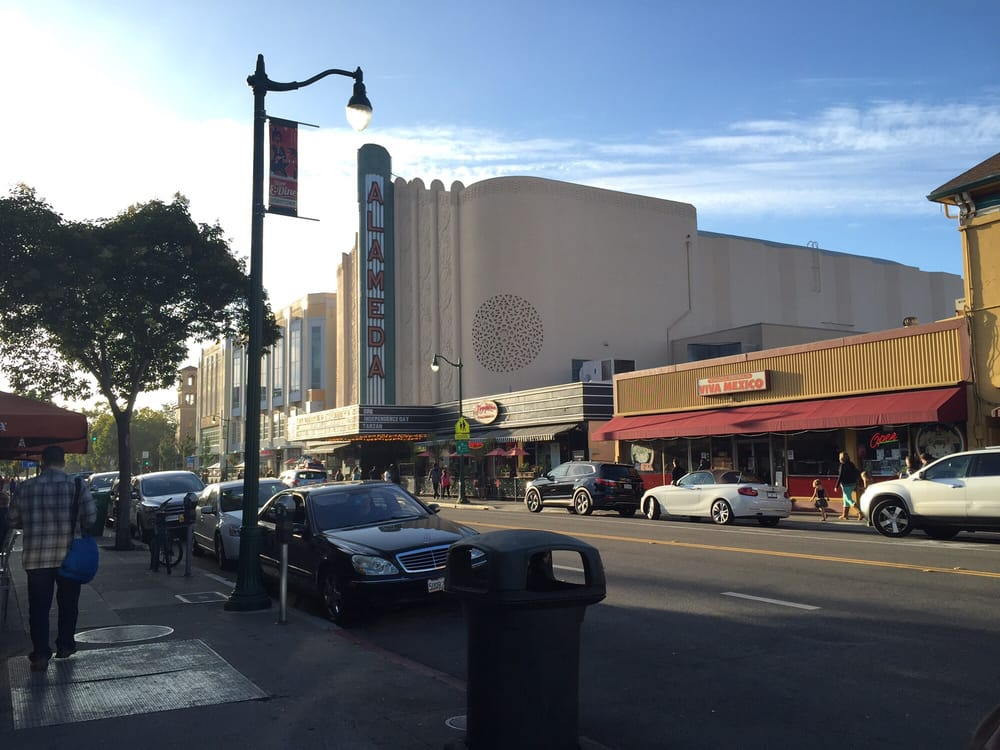 Downtown Alameda