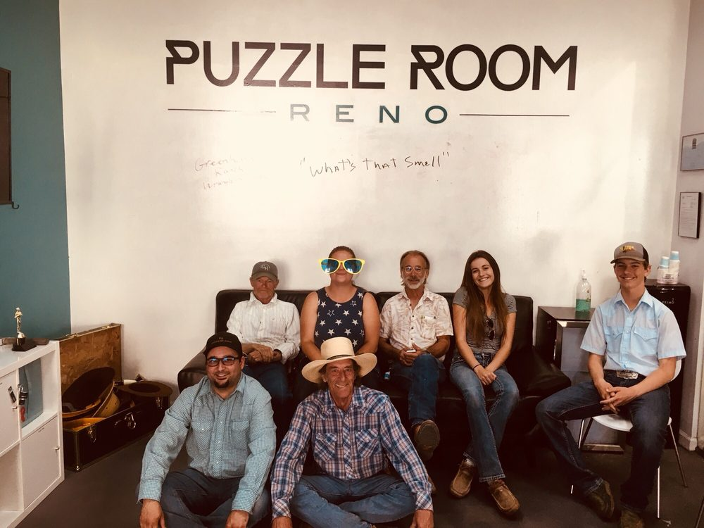 Puzzle Room Reno