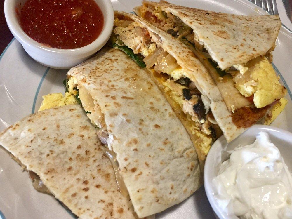Ridgetop Cafe & Coffee Barn: 623 Fernbridge Dr, Fortuna, CA