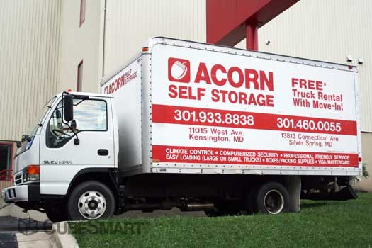 Acorn Self Storage 11015 West Avenue Kensington Md Facilities Mapquest