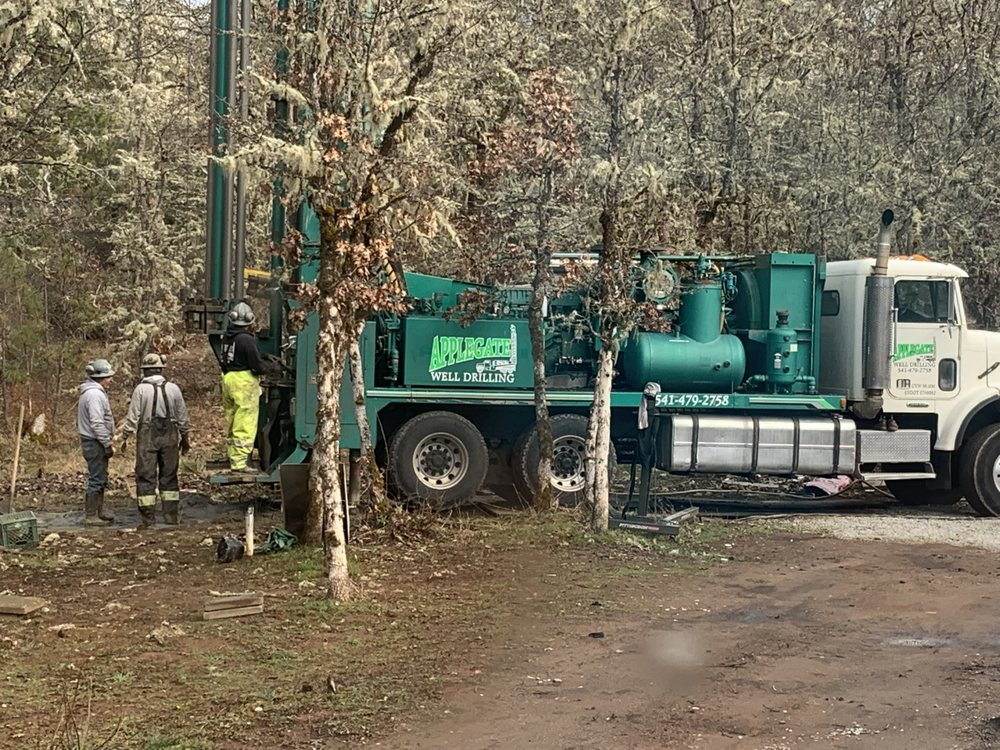 Applegate Water Well Drilling: Grants Pass, OR