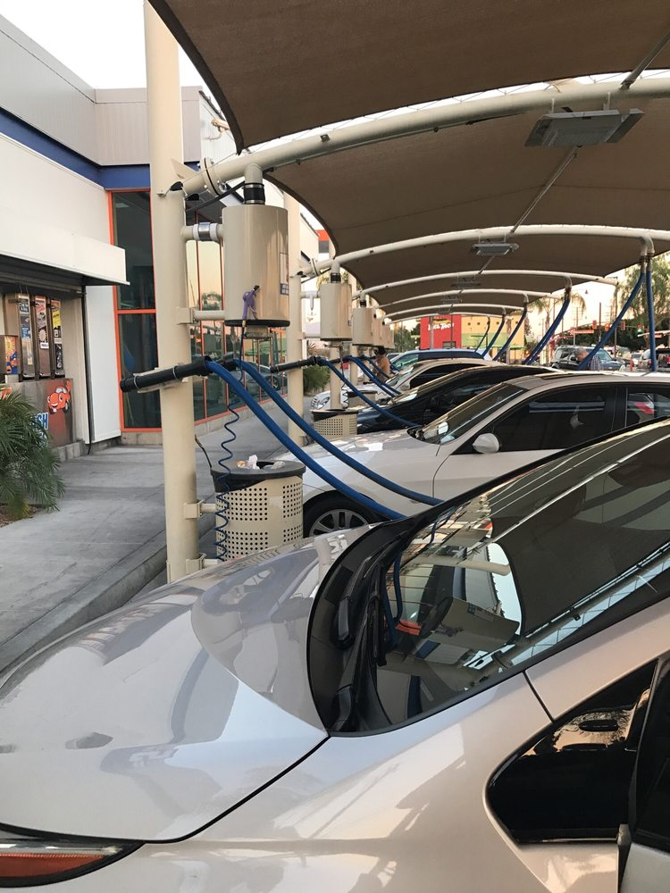 Fast5Xpress Car wash: 935 E Huntington Dr, Monrovia, CA