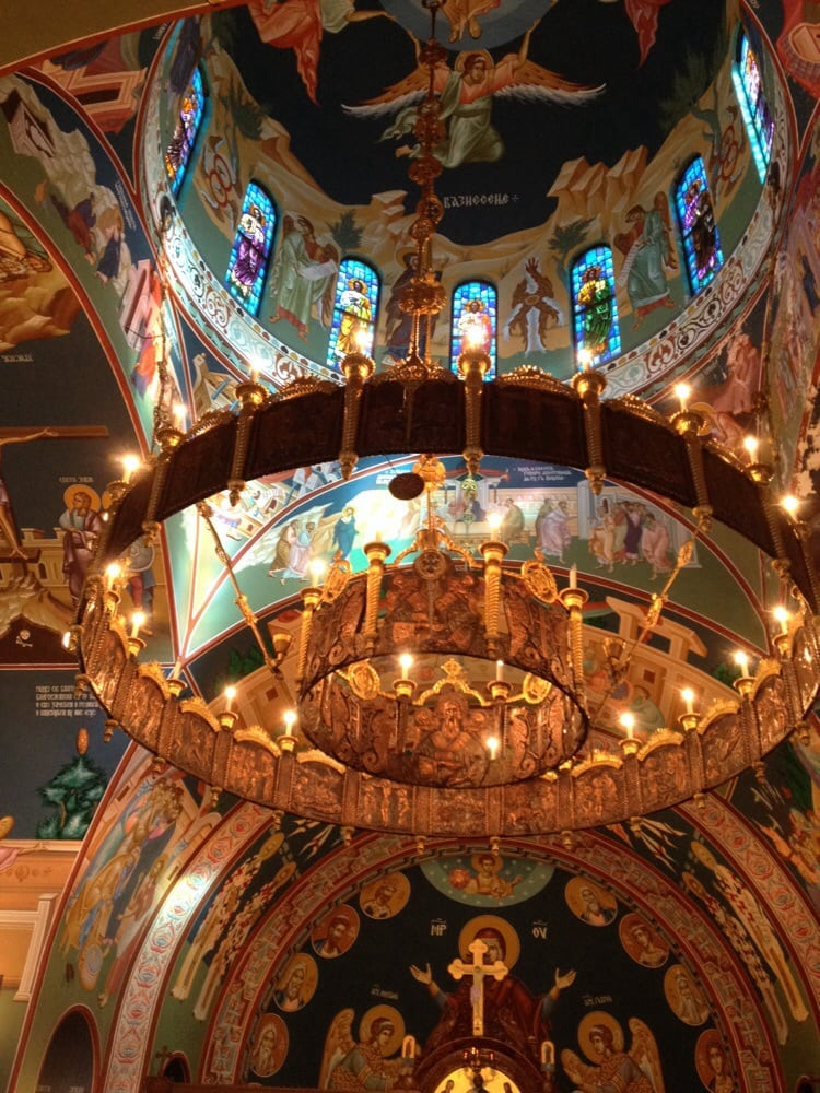 Serbian Orthodox Church of the Assumption of the Blessed Virgin | 7777 Sunset Ave, Fair Oaks, CA, 95628 | +1 (916) 966-5438