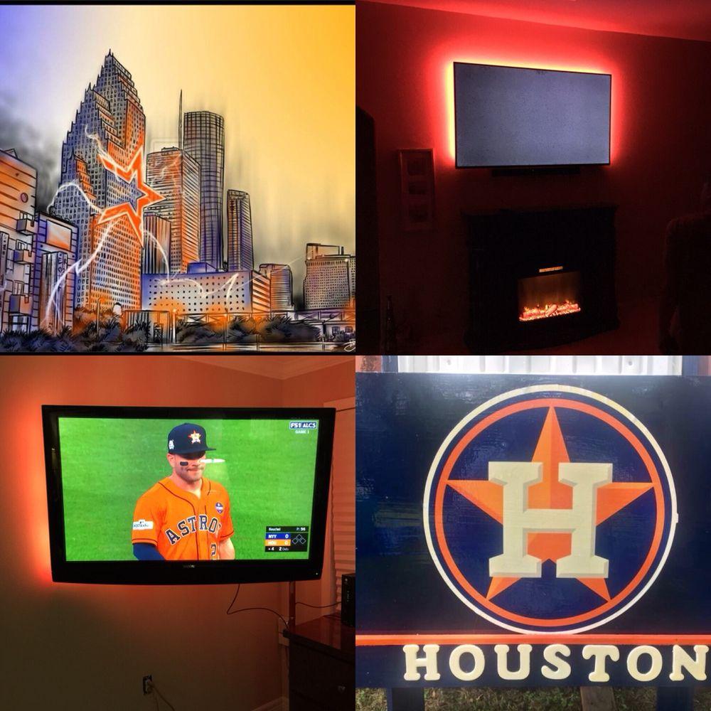 Sameday Tv Installs: 17311 Atascocita Bend Dr, Humble, TX