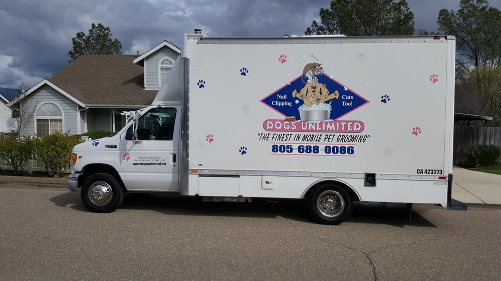 Dog's Unlimited Mobile Pet Grooming: Solvang, CA
