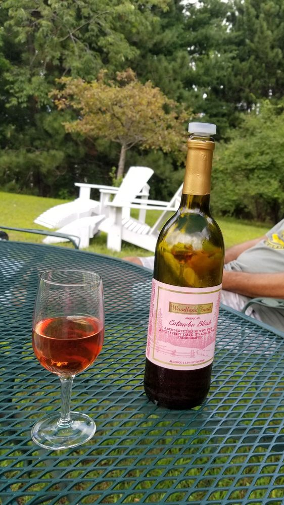 Woodland Trail Winery: 17153 Big Hill Rd, Lakewood, WI