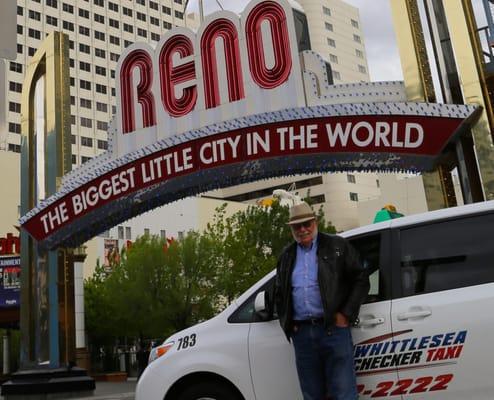 Reno Tahoe Taxi