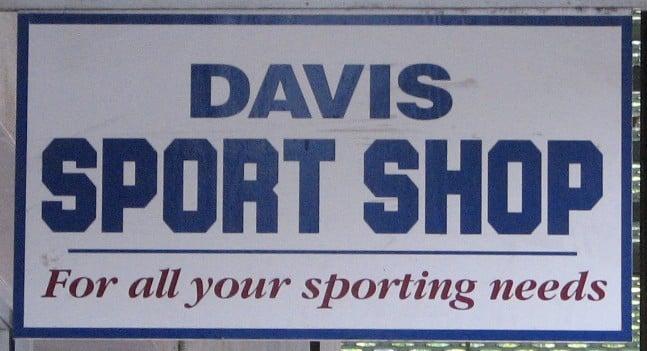 Davis Sport Shop: 241 F St, Davis, CA