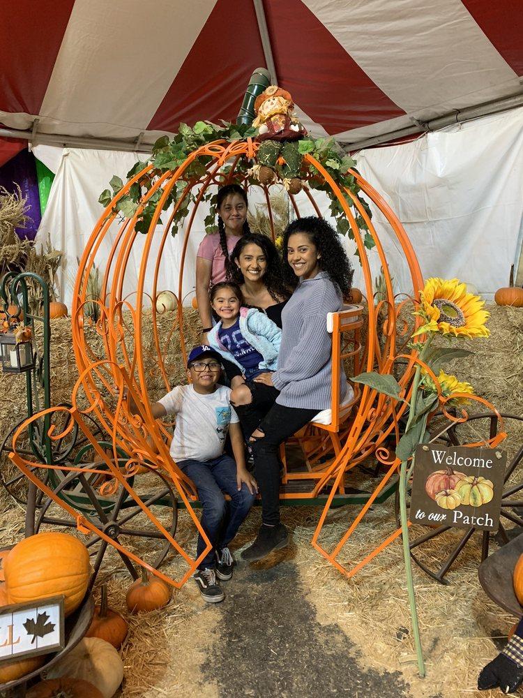 City of Commerce pumpkin patch: 5933 Telegraph Rd, Commerce, CA
