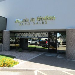 wheels in motion auto sales 10 photos 13 reviews car dealers 1849 west drake dr tempe. Black Bedroom Furniture Sets. Home Design Ideas