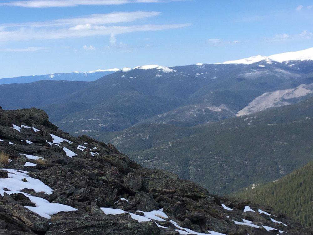 Squaw Mountain: Idaho Springs, CO