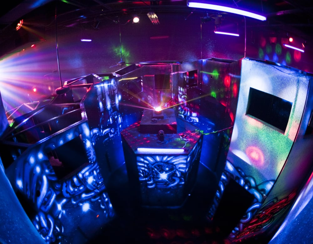 photo of stratum laser tag mesa az united states laser tag arena