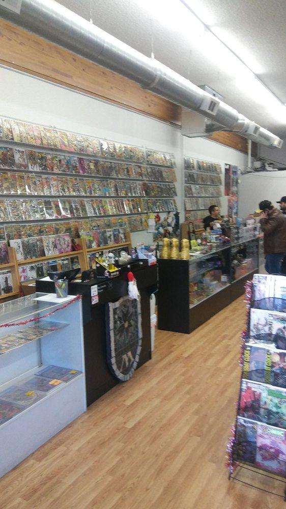 Modesto Comics: 3321 McHenry Ave, Modesto, CA