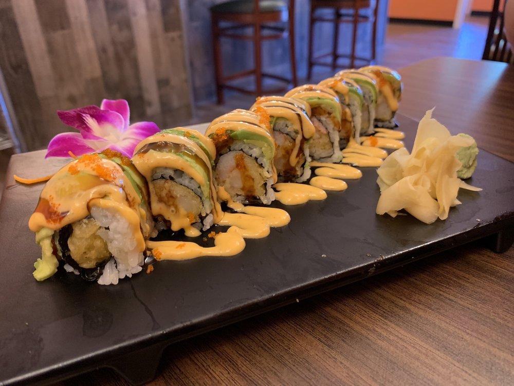 Sushi Ninja: 827 3rd Ave, Alpha, NJ