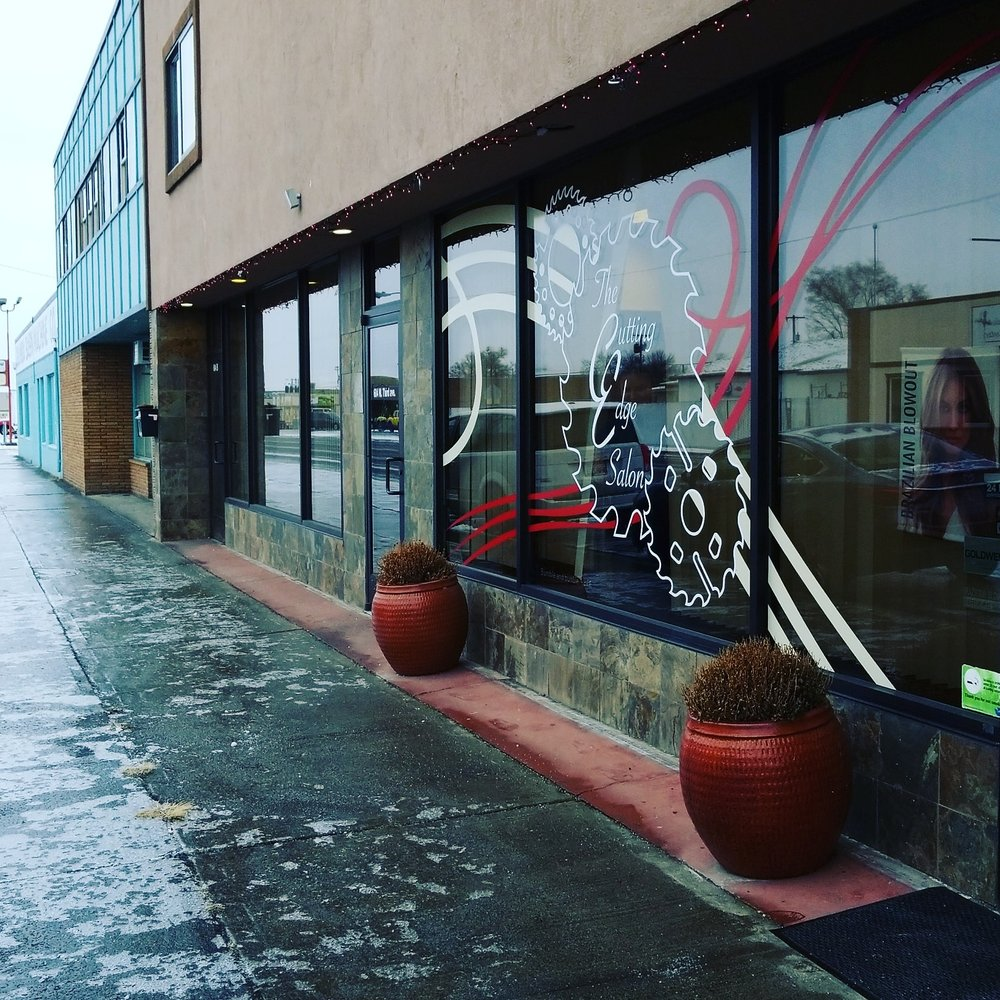 The Cutting Edge Salon: 604 West 3rd Ave, Moses Lake, WA
