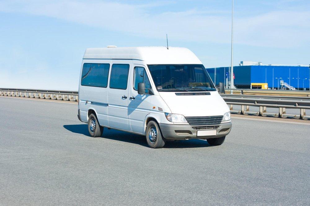 Miami Shuttle Van: 2001 Biscayne Blvd, Miami, FL