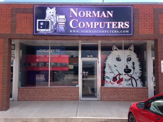 Norman Computers: 916 W Main St, Norman, OK