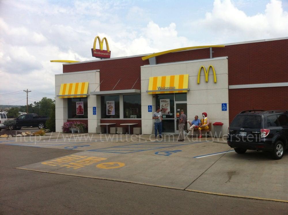 McDonald's: 1007 W Main St, Fredericktown, MO
