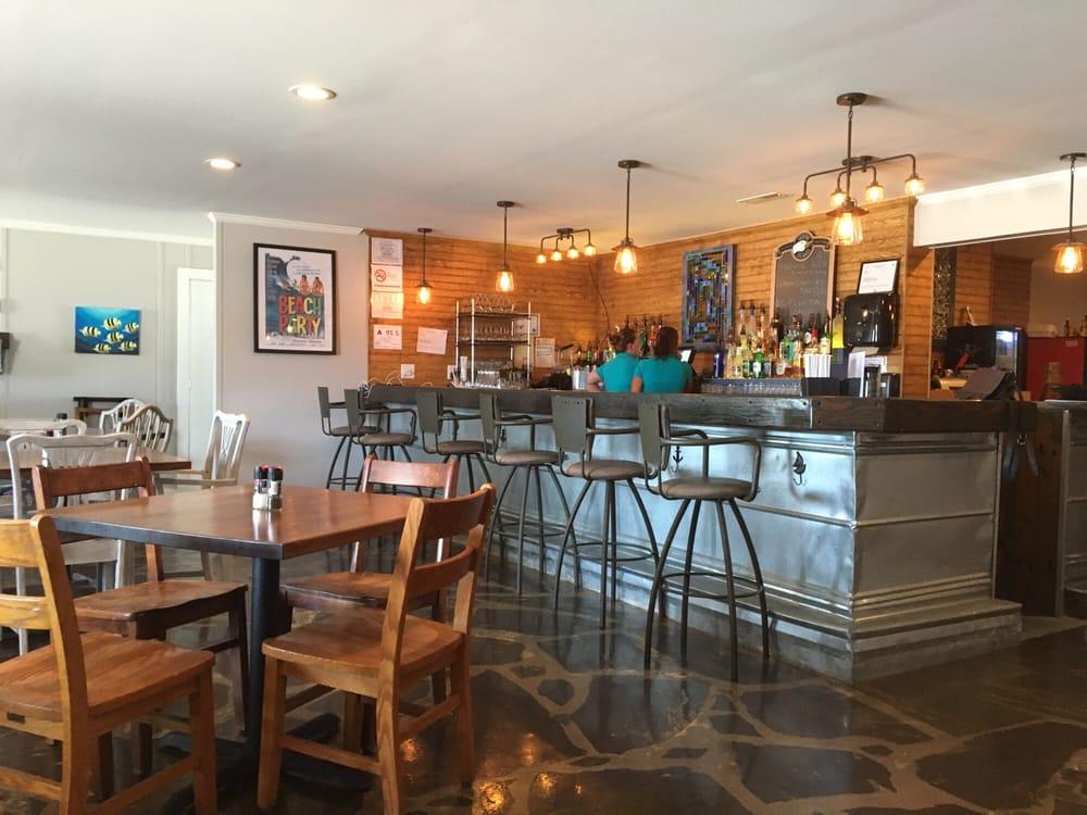 Tranquil Harbour Restaurant Bar Oak Island Nc